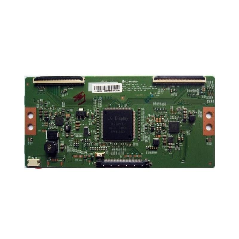 T-CON board LC490EQY-SHM1-T GZ A