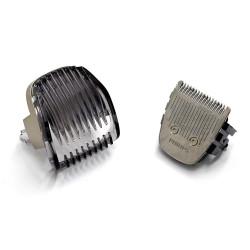 Philips juukselõikaja tald ja kamm 422203632301