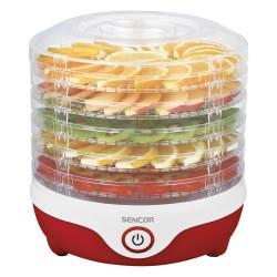 Сушилка для пищевых продуктов Sencor SFD742RD