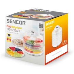 Toidukuivataja Sencor SFD4235WH, valge