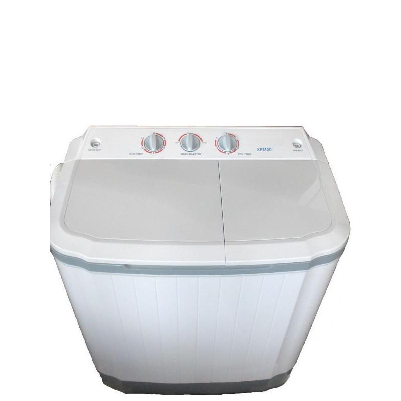 Poolautomaatne pesumasin kuivatiga Lotus XPM50