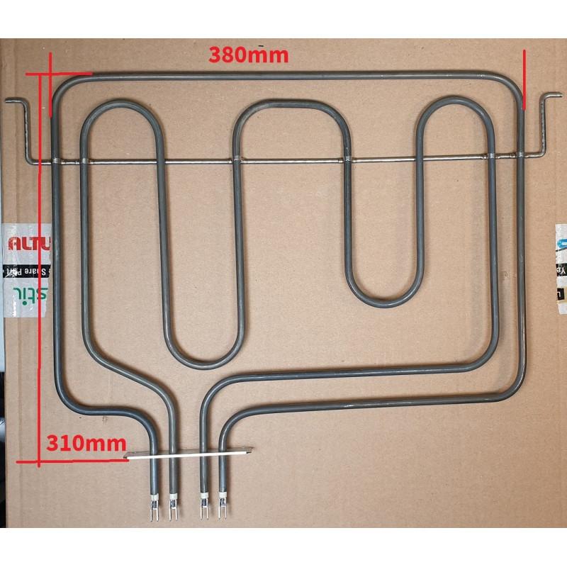 Elektripliidi ülemine küttekeha 100-140