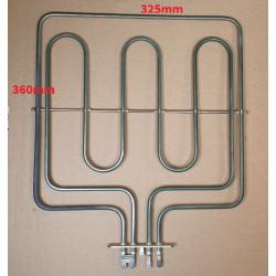 Elektripliidi ülemine küttekeha 100-145
