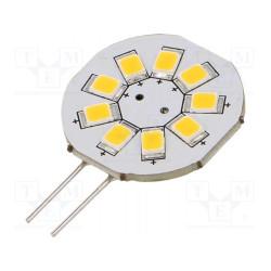 LED lamp Goobay 30590, G4 sokkel, A++