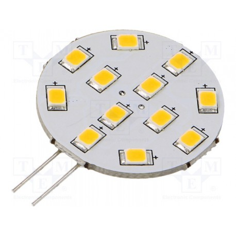 LED lamp Goobay 30588, G4 sokkel, A++
