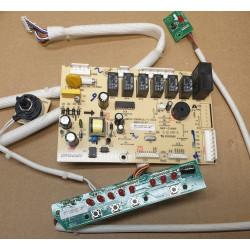 Электронный модуль плата управления для посудомоечной машины HANSA HDW-601W 674001001373