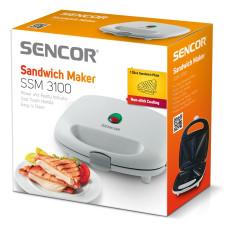 Võileivagrill Sencor SSM3100WH