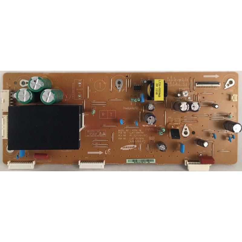 Samsung televiisori toiteplokk Y-Main Board