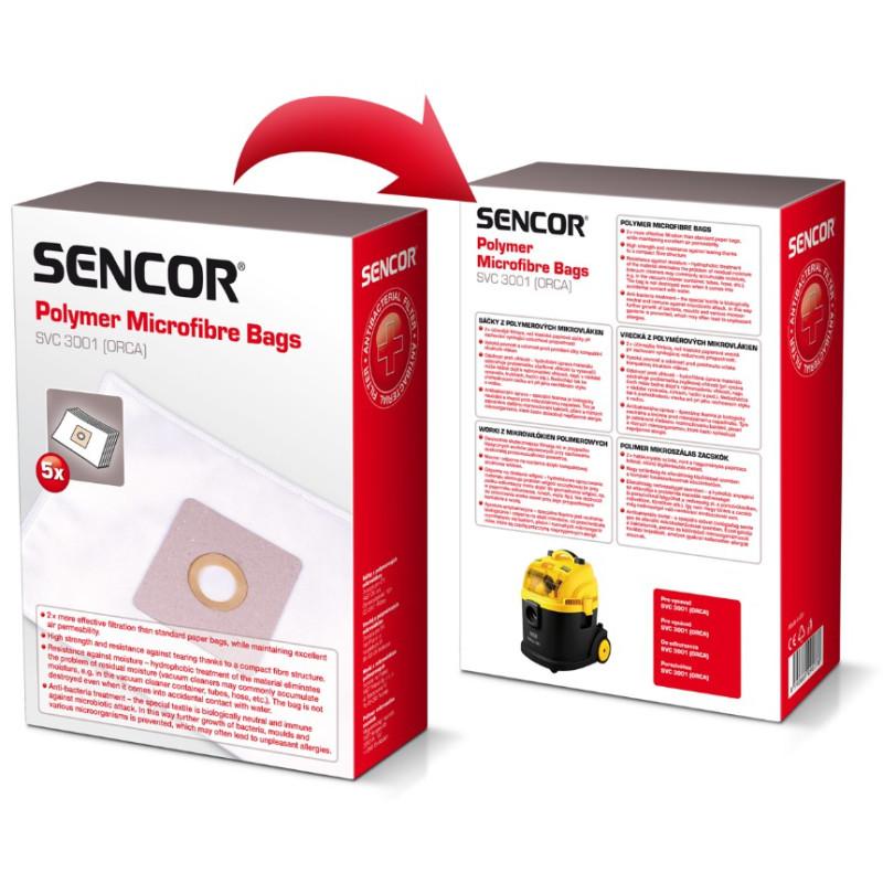Tolmukott Sencor SVC 3001
