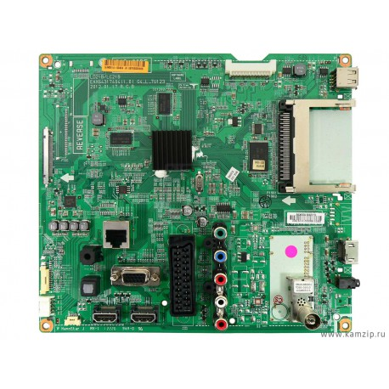LG televiisori emaplaat EBT62336590