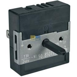 Переключатель конфорок для плиты Aeg, Electrolux 140013340017
