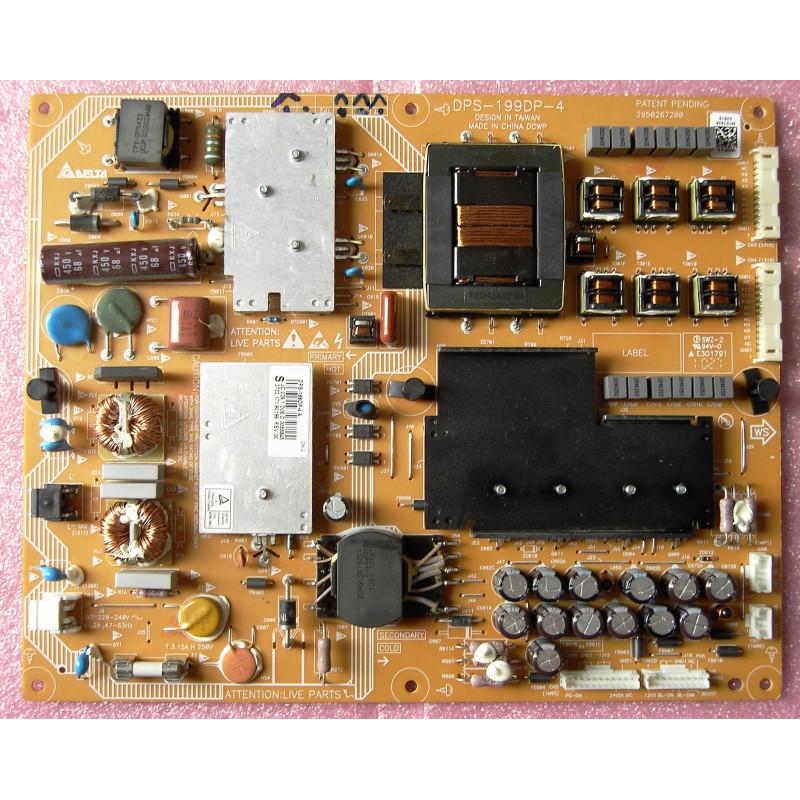 Philips televiisori toiteplokk 272217190196