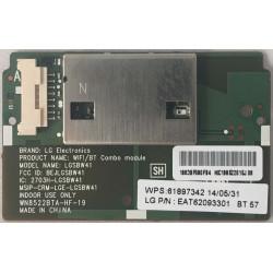 LG televiisori WI-FI/ Bluetooth moodul EAT62093301
