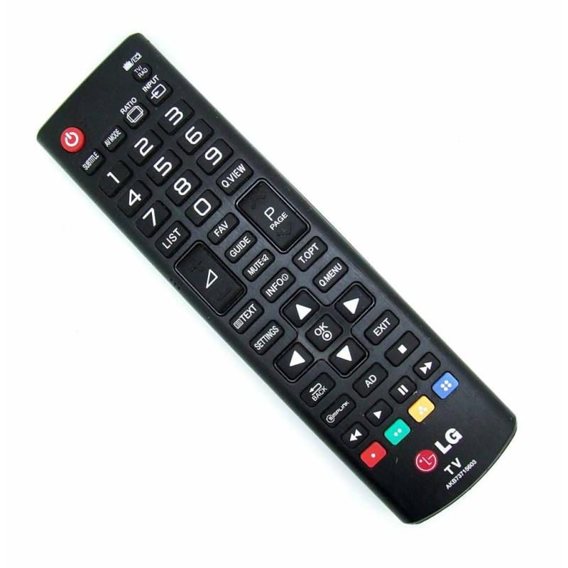 LG televiisori kaugjuhtimispult