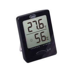 Термогигрометр TE3004, Trevi, черный цвет