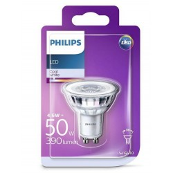 LED lamp Philips GU10 4,6 W (50 W)