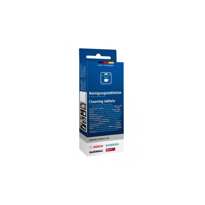 Puhastustabletid Bosch/ Siemens espresomasinatele