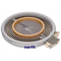Hansa elektripliidi küttekeha keraamilisele pliidile laiendatava keedualaga 8001840
