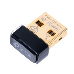 Мини Wi-Fi USB-адаптер TP-LINK Archer T2U NANO 600MBPS