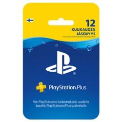 PlayStation Plus liikmekaart, Sony (12 kuud)