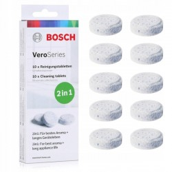 Puhastustabletid Bosch/ Siemens espresomasinatele 2 in 1