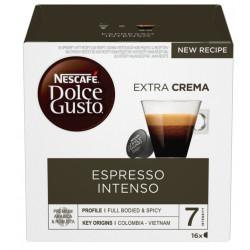 Kohvikapslid Nescafe Dolce Gusto Grande Nestle, 16tk