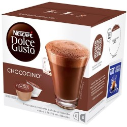 Kakaokapslid Dolce Gusto Chococino, Nestle, 8+8tk