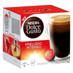 Kohvikapslid Nescafe DG Preludio Intenso, Nestle 16tk
