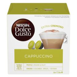 Kohvikapslid Nescafe DG Preludio Intenso, Nestle 8+8 tk