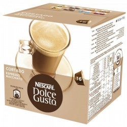 Кофейные капсулы Nescafe Dolce Gusto Preludio Intenso, 16 шт
