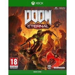 X1 mäng DOOM Eternal