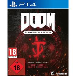 Игра для PlayStation 4, Doom Slayers Collection