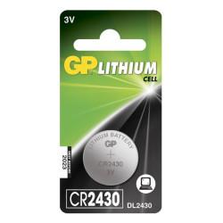 Patarei CR2430 GP 3V