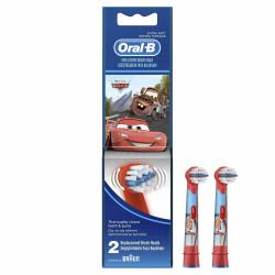 Насадки для зубной щетки Braun EB10-2 Frozen/ 2 шт