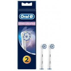 Varuharjad Braun Oral-B SENSI UltraThin, EB60 2tk.