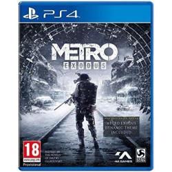 Игра для PlayStation 4, Metro Exodus