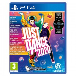 PS4 mäng Just Dance 2020