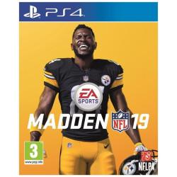 Игра для PlayStation 4, Madden NFL 19