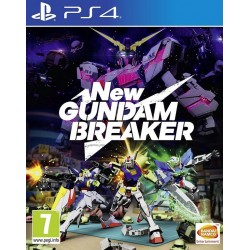 PS4 mäng New Gundam Breaker