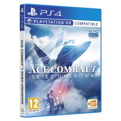 Игра для PlayStation 4,  Ace Combat 7: Skies Unknown