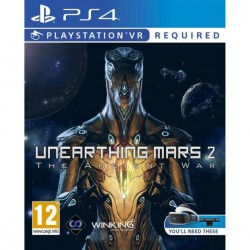 Игра для PlayStation 4, VR, Unearthing Mars 2: The Ancient War
