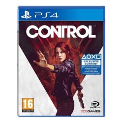 Игра для PlayStation 4, Control Exclusive Edition