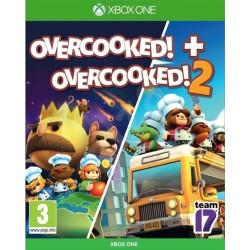 Игра для Xbox One, Overcooked! + Overcooked 2