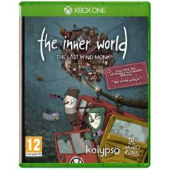 Игра для Xbox One, The Inner World The Last Wind Monk