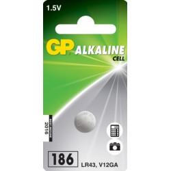 Батарейка LR43/ V12GA/ 186...