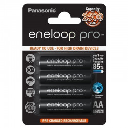 Aku AA Panasonic eneloop...