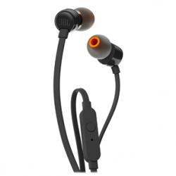 Kõrvaklapid JBLT110BLK in-ear