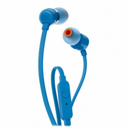 Kõrvaklapid JBLT110BLU in-ear