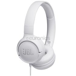 Kõrvaklapid JBLT500WHT