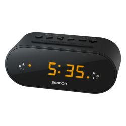 Радиобудильник Sencor SRC1100B